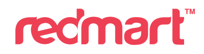 redmart logo red